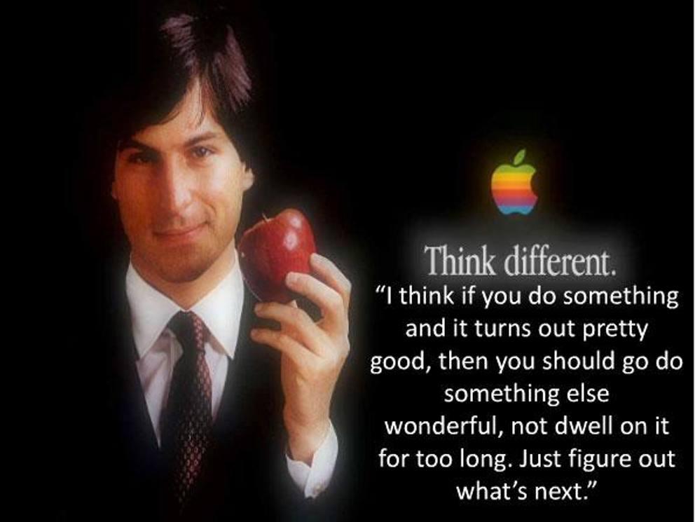 Ben noto Steve Jobs, le frasi celebri - Corriere.it LC57