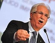 Raffaele Bonanni, segretario della Cisl (Imagoeconomica)