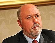 Luigi Lusi, ex tesoriere della Margherita (Imagoeconomica)