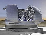 Il progetto dell'European Extremely Large Telescope (da Eso)