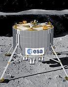 Il progetto lunare dell'Esa