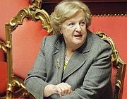 Il ministro dell'Interno, Annamaria Cancellieri (Lapresse)
