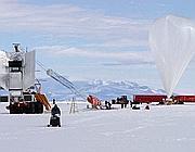 Il lancio di Boomerang il 6 gennaio 2003 (da Asi)