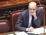 Il ministro dello Sviluppo economico, Corrado Passera (Ansa)