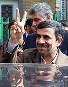 Mahmoud Ahmadinejad (Afp)