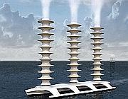 Ipotesi di nave della Silver Lining per «seminare» il cielo