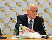Il segretario generale del Coni Raffaele Pagnozzi (Ansa)