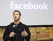 Mark Zuckerberg, Ceo di Facebook (Ap)