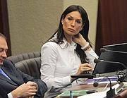 Il consigliere regionale della Lombardia, Nicole Minetti (Ansa)
