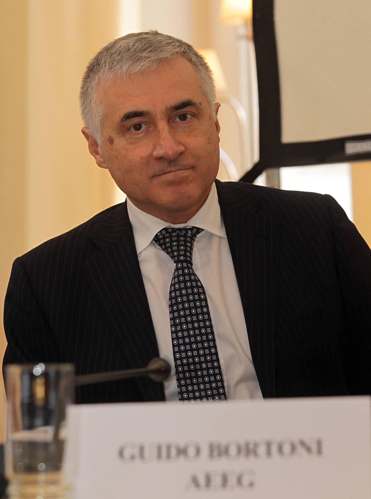 Guido Bortoni, presidente dell'Autorità per l'energia elettrica e il gas (Ansa)