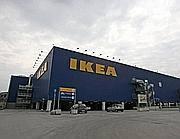 Uno store Ikea (Ansa)