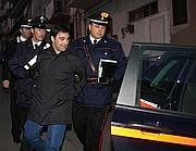 Arresti a Palermo nella notte (Ansa)