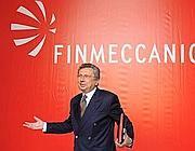 Giuseppe Orsi, il nuovo amministratore delegato d Finmeccanica (Imagoeconomica)