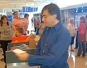 Walter Lavitola (Ansa/Rigacci)