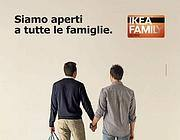 Una campagna dell'Ikea a favore delle famiglie gay