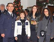 La famiglia Quinci (Ansa)