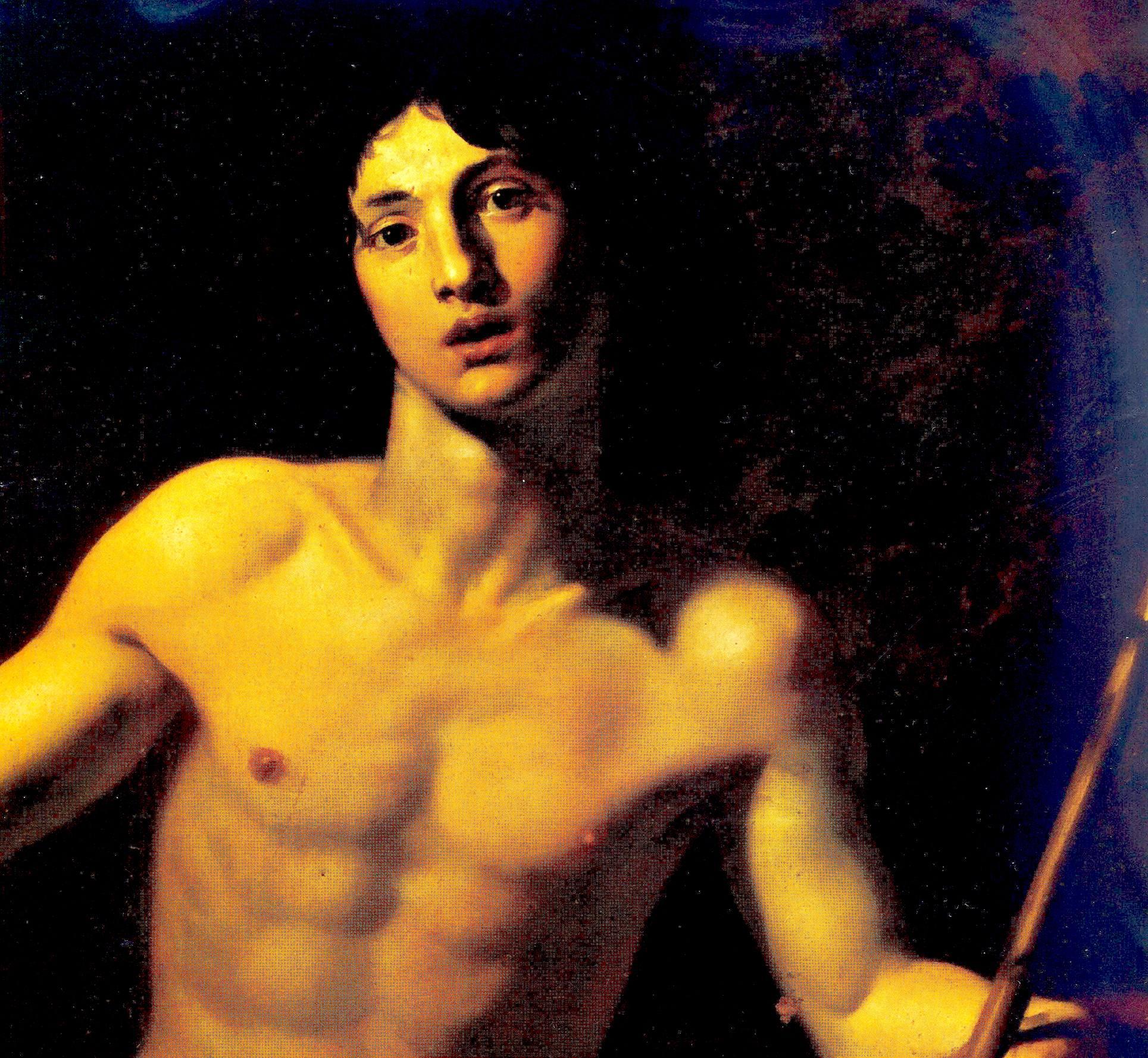 «San Giovanni Battista» di Nicolas Regnier