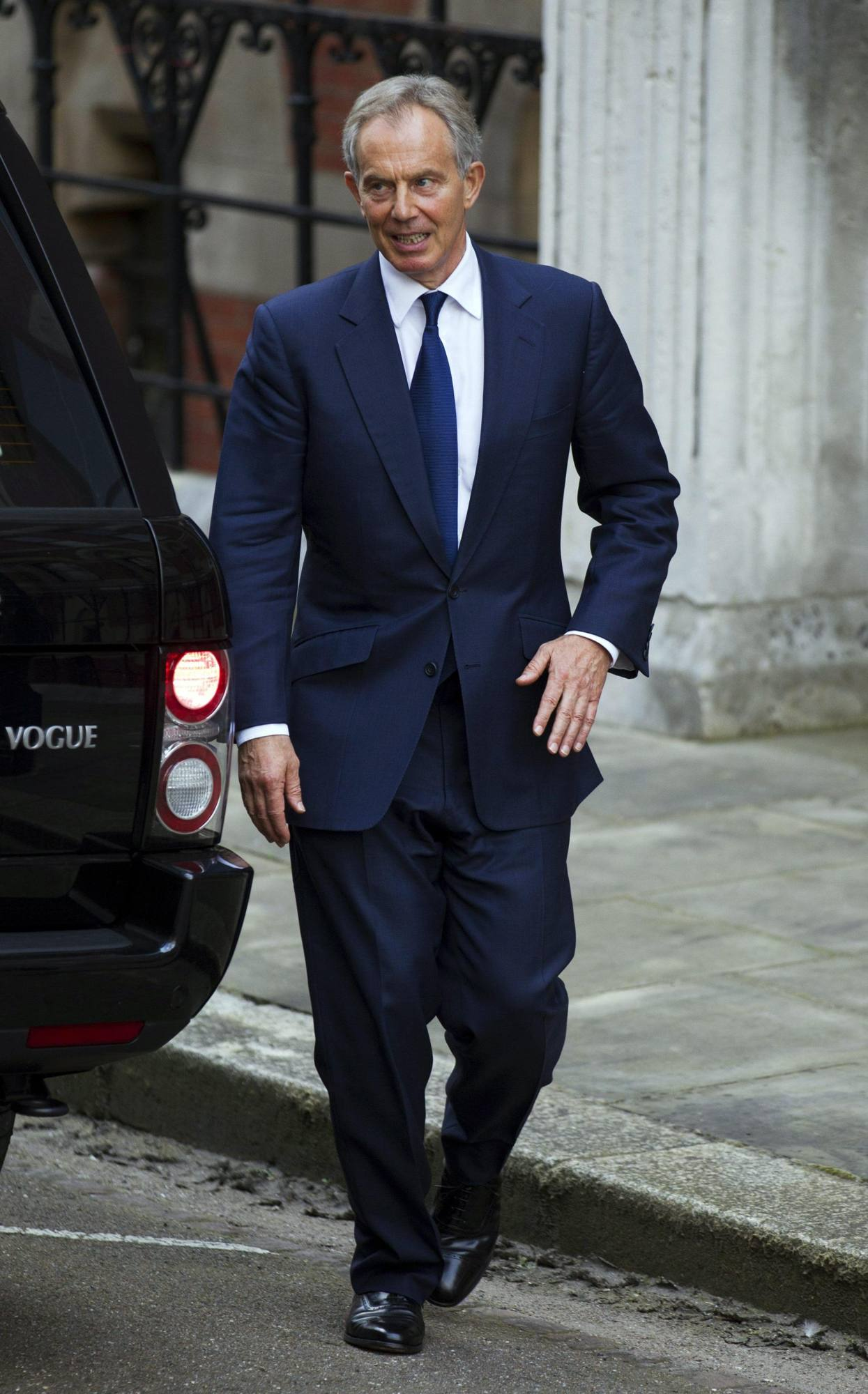 Tony Blair (Afp)