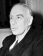 John Maynard Keynes negli anni '40