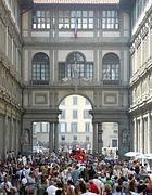 Galleria degli Uffizi di Firenze (Ansa/Innocenti)