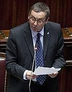 Francesco Promumo, ministro dell'Istruzione (LaPresse)