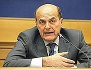 Pier Luigi Bersani (Ansa)