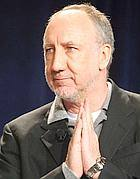 Pete Townshend degli Who (Ap)