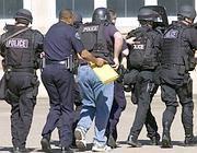Reparti speciali della polizia Usa