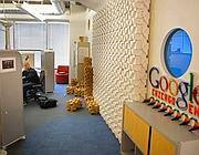 La sede Google a Chicago (Afp)
