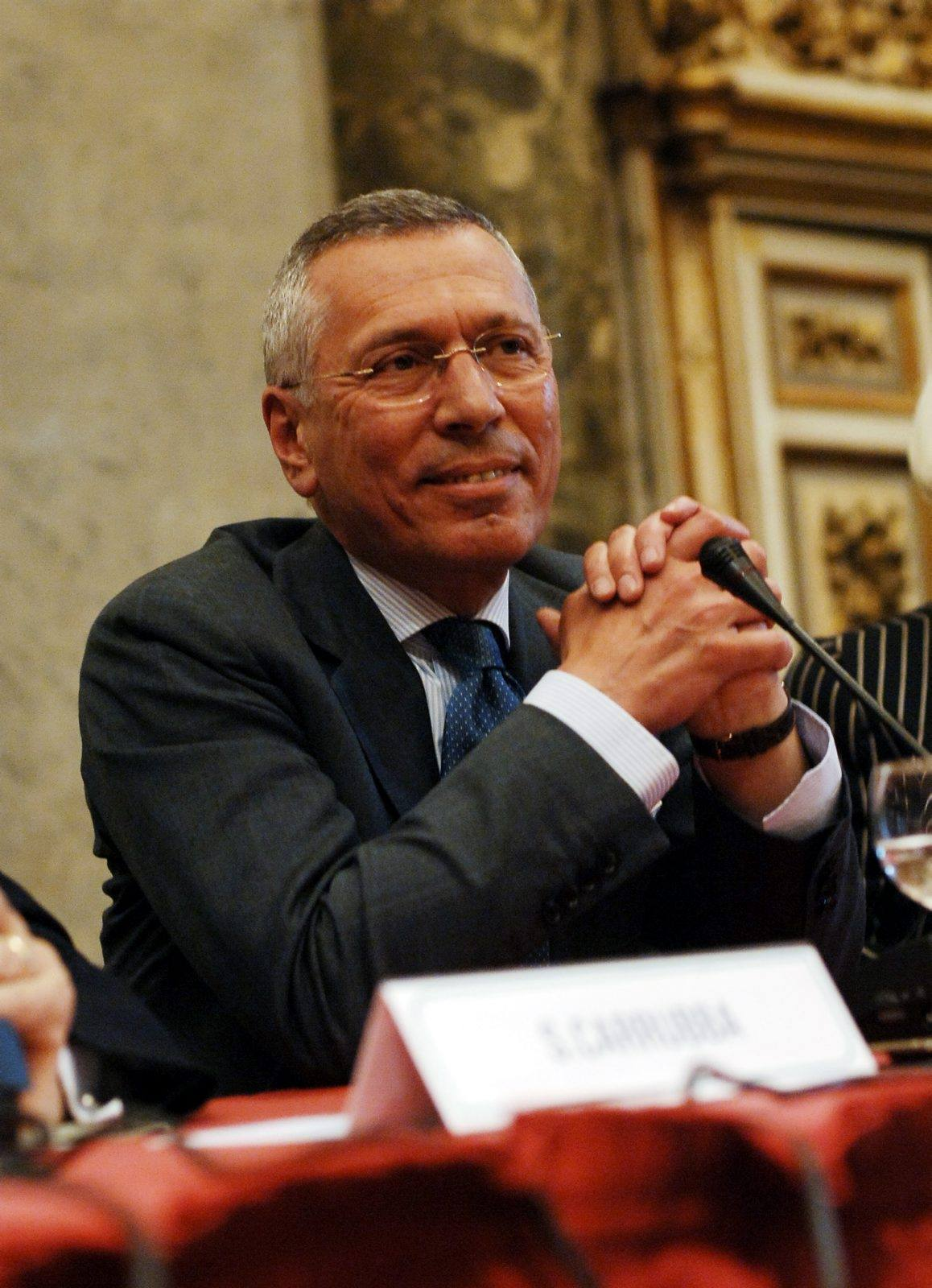 Bruno Ferrante (Fotogramma)