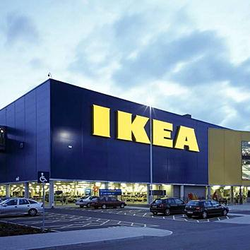 Un centro commerciale Ikea
