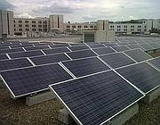L'impianto fotovoltaico dell'ospedale San Donato di Arezzo