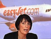 Carolyn McCall, Chief Executive di EasyJet (Epa)
