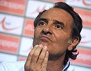 Cesare Prandelli (Ansa)
