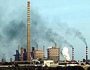 Lo stabilimento Ilva a Taranto (Ansa)
