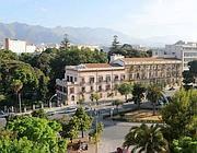 Palazzo d'Orleans, sede della presidenza della Regione Sicilia (Fucarini)