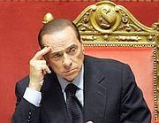 L'ex premier Silvio Berlusconi (Ansa)
