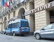 La Finanza alla Regione Piemonte il 28/9/2012 (la Presse)