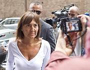 L'ex presidente della regione Lazio Renata Polverini (Ansa)