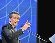 Il ministro del Tesoro Vittorio Grilli (Imagoeconomica)