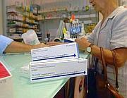 Vaccini della Novartis (Imagoeconomica)