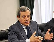 Alessandro Marangoni � il nuovo vice-capo vicario della Polizia di Stato (Fotogramma)