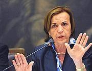 Il ministro del Lavoro Elsa Fornero (Imagoeconomica)