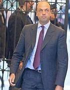Il segretario del Pdl, Angelino Alfano (Ansa)