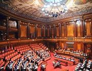 L'aula del Senato (Mistrulli/ImagoEconomica)