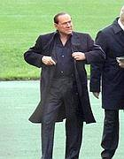 Silvio  Berlusconi (Ansa)