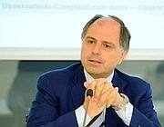 Paolo Buzzetti, presidente Ance, associazione nazionale costruttori edili