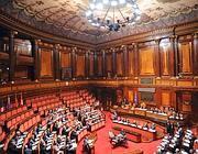 L'Aula del Senato (Imagoeconomica)