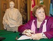 Il ministro dell'Interno Anna Maria Cancellieri (Lapresse)