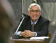 Antono Fazio (Ansa/Bazzi)